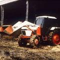 David Brown 1390 (Quelle: Classic Tractor Magazine)