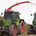Fendt Farmer 312LSA und 310LSA (Quelle: AGCO Fendt)