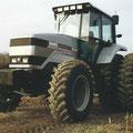 AGCO White 6195 Traktor (Quelle: AGCO)