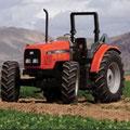 AGCO LT75 A Allradtraktor ohne Kabine (Quelle: AGCO)