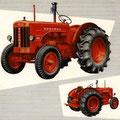 Hanomag R55 Traktor (Quelle: Hersteller)