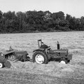 John Deere 1630 Traktor mit altem Design (Quelle: John Deere)