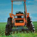 Kubota L235 Traktor (Quelle: Kubota)