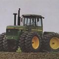 John Deere 8640 Knicklenker Traktor (Quelle: John Deere)