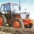 David Brown 1290 (Quelle: Classic Tractor Magazine)