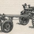 Belarus T-16 Geräteträger Traktor (Quelle: Belarus)