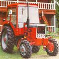 Belarus MTZ 525 Traktor (Quelle: Belarus)