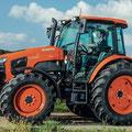 Kubota M5111 Traktor (Quelle: Kubota)