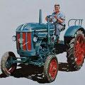 Hanomag R217 Traktor (Quelle: Hersteller)