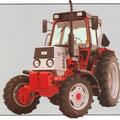Belarus Agross 426 Traktor (Quelle: Belarus)