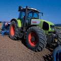 Claas Ares 696 (Quelle: Claas)