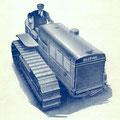 IHC TA-40 Raupentraktor (Quelle: Hersteller)