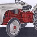 Ford 8N Traktor (Quelle: CNH)