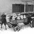 Fendt F225 GT Geräteträger (Quelle: AGCO Fendt)