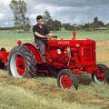 IHC Farmall FC-235D Traktor (Quelle: Hersteller)