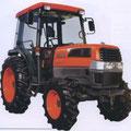 Kubota L3130 Traktor (Quelle: Kubota)