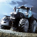 Deutz-Fahr 7250 TTV Warrior (Quelle: Deutz-Fahr)