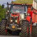 Kubota M7172 Traktor (Quelle: Kubota)