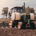 John Deere 4440 Traktor ohne Allradantrieb (Quelle: John Deere)
