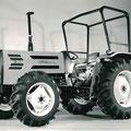 Hürlimann H-361 Allradtraktor (Quelle: ADF Archiv)