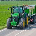 John Deere 7280R Großtraktor (Quelle: John Deere)