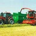 Case IH Magnum MX 200 (Quelle: Classic Tractor Magazine)