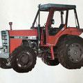 IMT 569 Allradtraktor mit Kabine (Quelle: Hersteller)