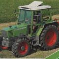Fendt Farmer 304 LSA (1990) )Quelle: AGCO Fendt)