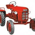 Fahr Traktor D15 (Quelle: SDF Archiv)