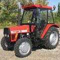 IMT 550 Traktor mit John Deere Motor (Quelle: Hersteller)