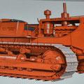Allis-Chalmers HD11 Raupentraktor (Quelle: AGCO)