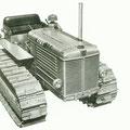 Fiat 60C Raupentraktor (Quelle: CNH)
