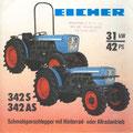 Eicher 342A und 342AS