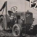 Fendt Dieselross F22 V (Quelle: AGCO Fendt)