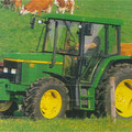 John Deere 6200 SE Traktor (Quelle: John Deere)