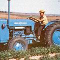 Ford 8BR Traktor, gebaut in Brasilien (Quelle: CNH)