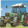 Fendt Farmer 280S Allradtraktor (Quelle: AGCO Fendt)