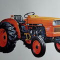 Kubota L285 Traktor (Quelle: Kubota)