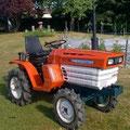 Kubota B1200 Kleintraktor (Quelle: Kubota)