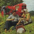 Fahr D88 Traktor (Quelle: SDF Archiv)