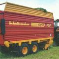 Schuitemaker Rapide 100 Ladewagen (Quelle: Schuitemaker)