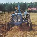 Fordson Dexta Traktor (Quelle: CNH)