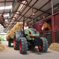 Hürlimann Prince 45 Allradtraktor (Quelle: SDF Archiv)