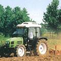 Hürlimann XA 656 Traktor (Quelle: SDF Archiv)