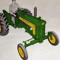 John Deere 430 Traktor (Quelle: John Deere)