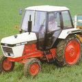 David Brown 1390 Hinterradmaschine