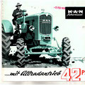 MAN AS 542A Allradtraktor (Quelle: MAN)