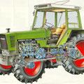 Fendt Farmer 310 LSA (Quelle: AGCO Fendt)