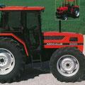 AGCO-Allis 6680 Allradtraktor (Quelle: AGCO)