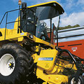 New Holland FX 60 baugleich mit CHX 620 Quelle: New Holland)